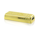 USB Stick Goldbarren